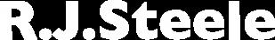 RJSteele-Type-Logo-White